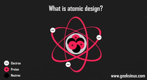 what is the atomic design